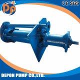 Het Verticale Type van Pomp van de Dunne modder van de Mijnbouw van het koper