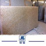 Natural chino flameados/pulido de granito amarillo G682 para baldosas/Pavings/Escaleras/piscina de piedras de afrontamiento