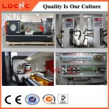 Высокоскоростная горизонтальная машина Lathe CNC Ck6180 для стали