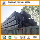 Viga de aço padrão do aço de carbono U do GB Q235B