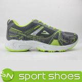 Sns-01017 zapatos deportivos de inyección de PVC EL PVC+Mesh