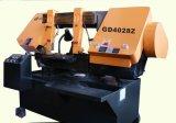 Rotación de Banda Horizontal máquina de la sierra para corte de metales Gd4028X
