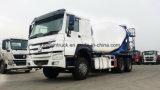 De Vrachtwagen van de Concrete Mixer van het Merk HOWO Sinotruk