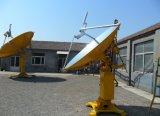 Csp plato parabólico Tipo de concentrador solar térmico con el sistema de seguimiento GPS para uso comercial