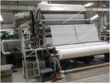 Einzelnes Seidenpapier des Zylinder-3200, das Maschinen-Toilettenpapier-Geräte herstellt