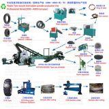 Xkp-560 Máquina craqueo de goma para la fabricación de polvo de caucho