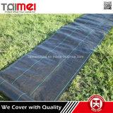 Tapete de substituição de ervas daninhas de tecido tecido geotêxtil para árvores