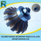 Romatools Diamant, der Hilfsmittel-Diamant-Fräser-Bits ein Profil erstellt