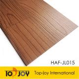 Nonwoven de grano de madera pisos de PVC (FHA-JL015)