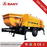 Sany Hbt6006A-5 70m³ Bomba concreta elétrica do reboque de /H