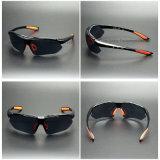 ANSI Z87.1 Bril van de Veiligheid van het Type van Lens van de Spiegel de Sportieve (SG115)