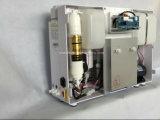 Purificador de água RO com tanque embutido e distribuidor de água quente / fria