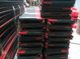 더 나은 두 배 층 구조는 밀봉 컨베이어 고무 장을 포함한다