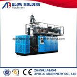 macchina di plastica dello stampaggio mediante soffiatura dell'espulsione del timpano dell'HDPE 200L