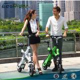 Bicyclette électrique pliable portable de la ville de 2016 le plus récent pour les adultes