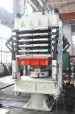 가황 압박을 타일을 붙인 기계와 고무에 Xlb550 고무 도와