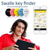 per l'IOS e Android Newest 2015 Bluetooth 4.0 Anti Lost Alarm Key Finder Waterproof Wireless Personal Alarm Key Finder