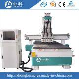 Маршрутизатора вырезывания CNC Китая машина деревянного пневматическая высекая