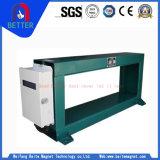 Metal detector del fornitore dell'oro per alimento/documento/Cememt/impianto termoelettrico
