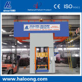 Máquina de moldagem de aço refractário Pressão de forjamento de fricção