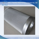 Acoplamiento de la cesta del filtro del acero inoxidable
