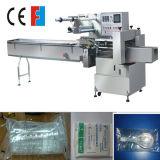 Vollautomatische Spritze-Kissen-Verpackungsmaschine (dialysierenpapier)
