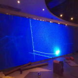 Indicador de diodo emissor de luz interno do vídeo de cor P6 cheia para anunciar a tela