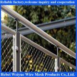 ステンレス鋼庭のための適用範囲が広いロープの網