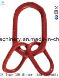 El tipo de Gyr009 G80 los E.E.U.U. forjó a asamblea de eslabón de unión del acero de aleación