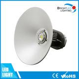 Indicatore luminoso industriale dorato della baia del fornitore 250W LED alto