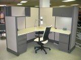 사무용 가구를 위한 단단한 두꺼운 위원회 사무실 칸막이실