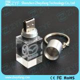 Perfume Keychain Design Crystal USB Flash Drive com logotipo (ZYF1522)