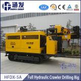 Plein type hydraulique plate-forme de forage de l'axe Hfdx-5 de faisceau de diamant de câble