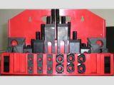 Un acier plus de haute qualité de 58 PCS Deluexe serrant des nécessaires