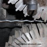 (45Mn/65Mn) Rete metallica unita quadrato d'acciaio per estrazione mineraria