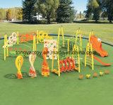 Strumentazione fisica di Traning del campo da giuoco dei capretti di modo e di divertimento (TY-70702)