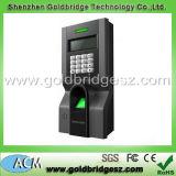 Lector biométrico del control de acceso de la huella digital, tarjeta de la ayuda Em/Mifare. TCP/IP. Puerto del USB (ACM9800B)