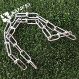 Acier inoxydable 304/316 double chaîne de tige