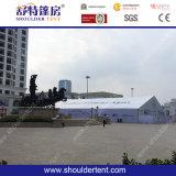 Bunte und Form-Ausstellung-Zelte