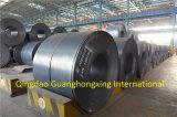 Q195, Q235, JIS Ss400, bobina de acero laminada en caliente de las BS S235jr