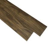 Plancia commerciale/residenziale del fornitore della pavimentazione di scatto del vinile del PVC del Brown del Driftwood del vinile