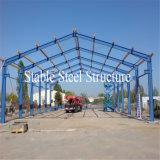販売のための携帯用鉄骨構造の金属の産業小屋