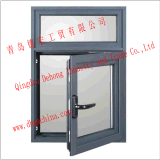 Thermisches Bruch Belüftung-u. UPVC Flügelfenster Windows mit Qualität