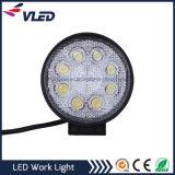 차 Offroad LED 모는 빛을%s 24W LED 일 빛 플러드 반점 광속