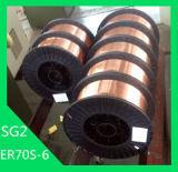 Aws A5.18 ER70S-6 Fil de soudure/CO2 des fils à souder/sg2 Fils à souder