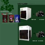 2d machine laser 3D cristal Gravure Portable (HSGP-2KD)