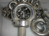 Нержавеющая сталь 304 и оснащая оборудование 316