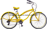 Playa Hermosa bicicleta con 6 velocidades (SH-BB033)