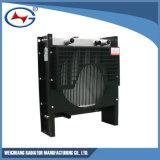 Yn38-3: Radiador de agua para el grupo electrógeno diesel (intercambiador de calor de placa)