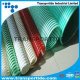 Tiras de liquidação a mangueira de sucção em espiral de PVC com bom preço